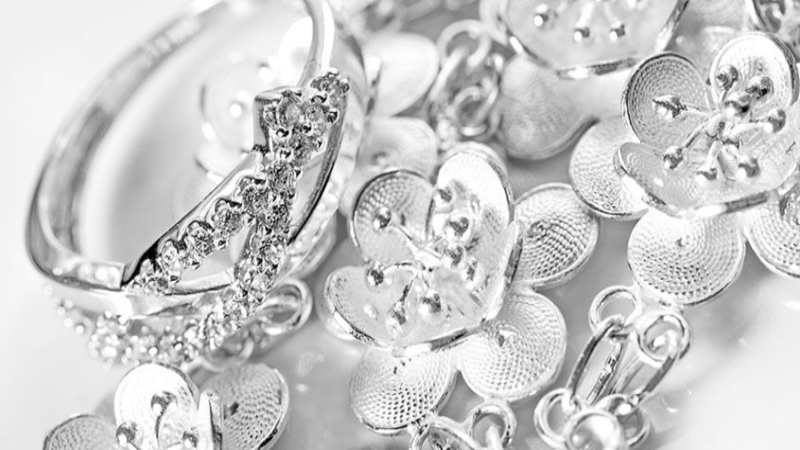 Minerales y plata